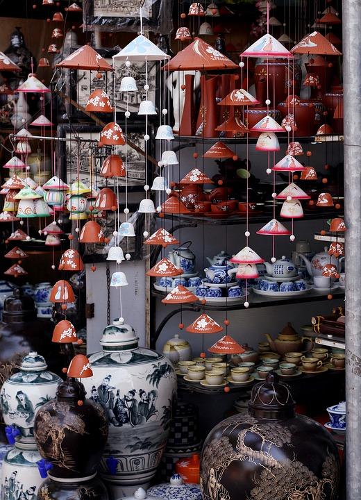 Shops in Vietnam