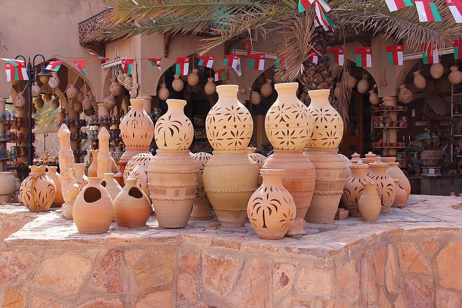 Pottery Market in Vietnam