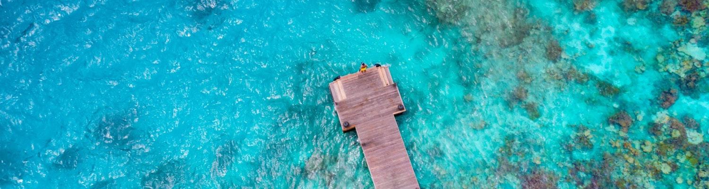 Paradise of Maldives