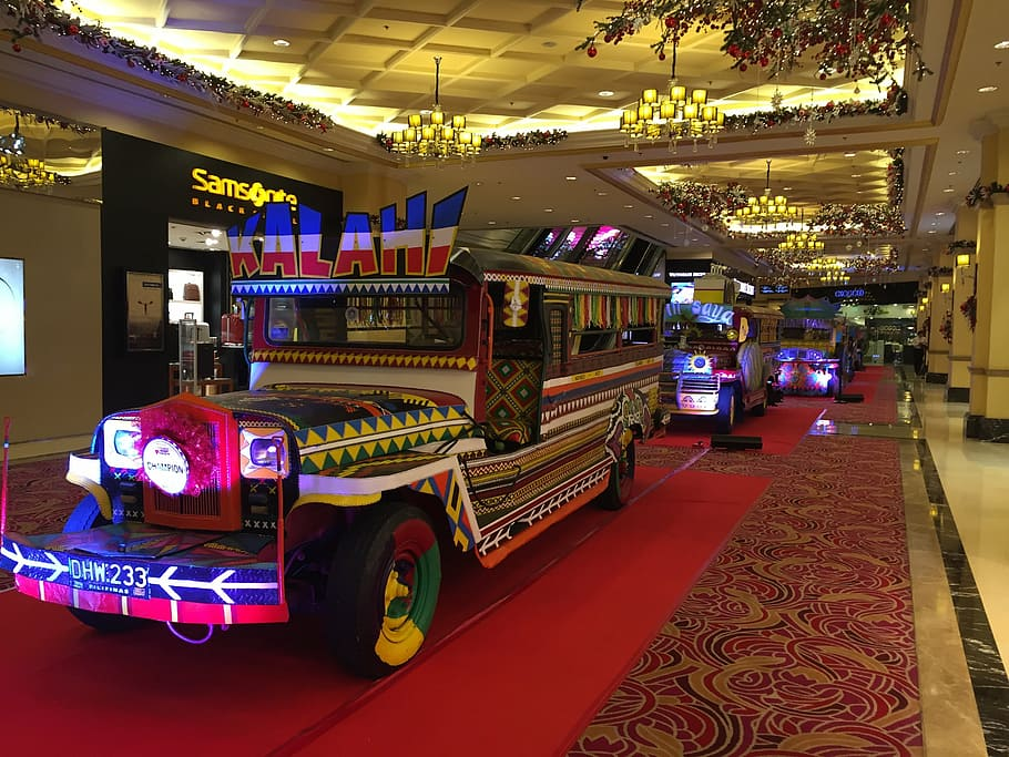 Jeepney in Philippines
