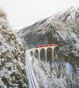 Switzerland in march