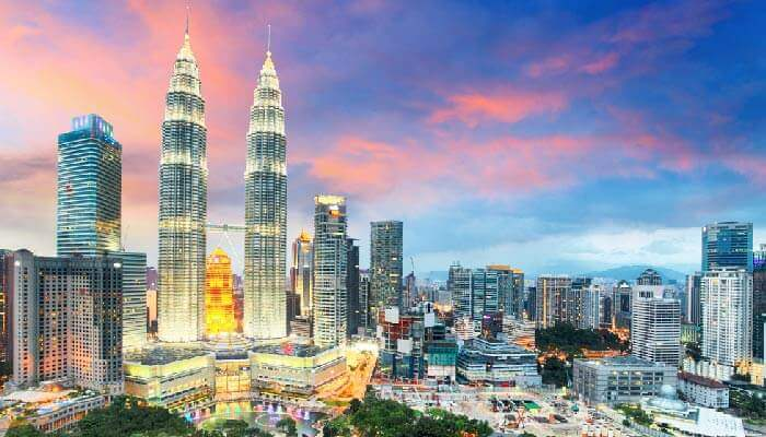 Places in malaysia nice The 15