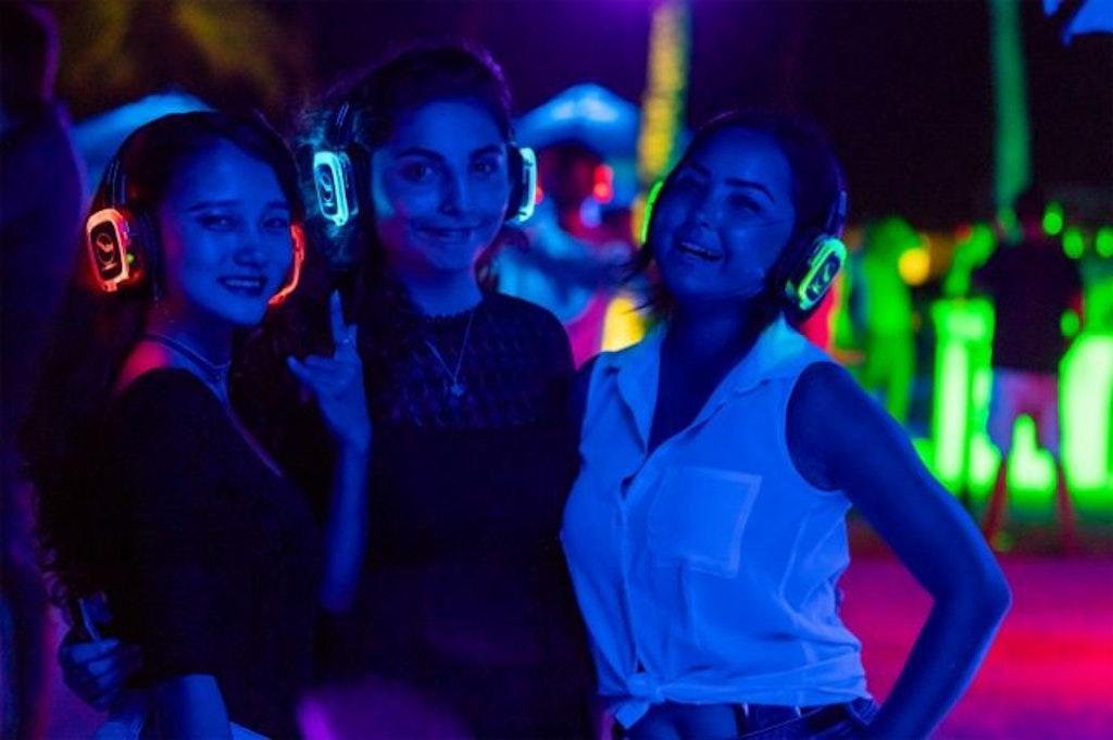 Kandima Maldives Silent Disco Party