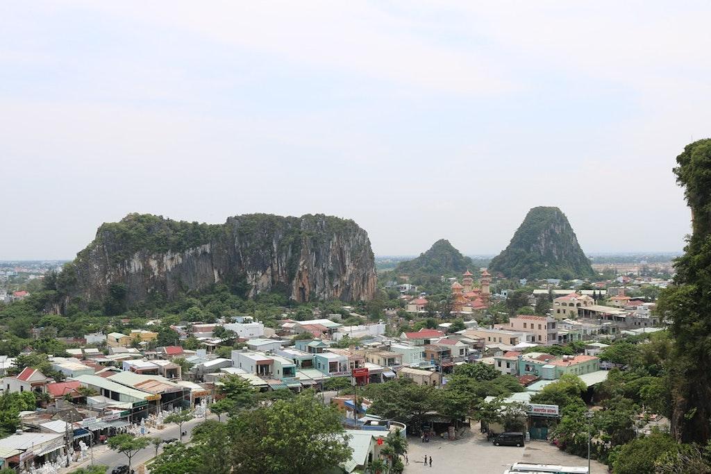 Marble Mountains of Da Nang