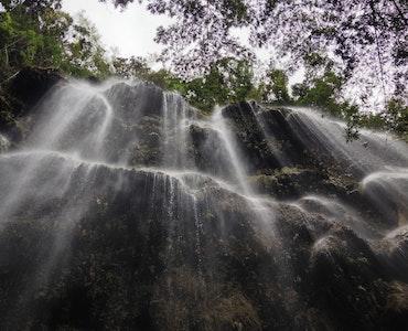 Waterfalls Restaurant in Philippines