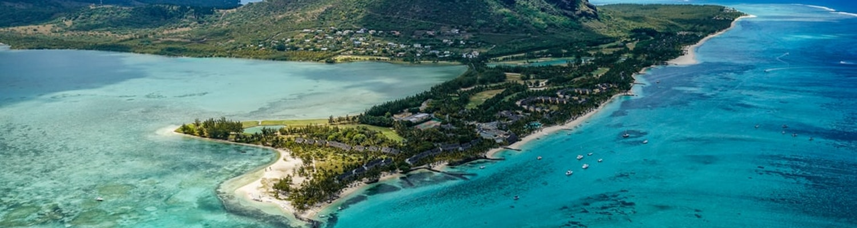 view of the Paradis beachcomber