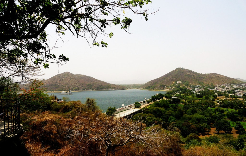 Fateh Sagar Lake, Udaipur