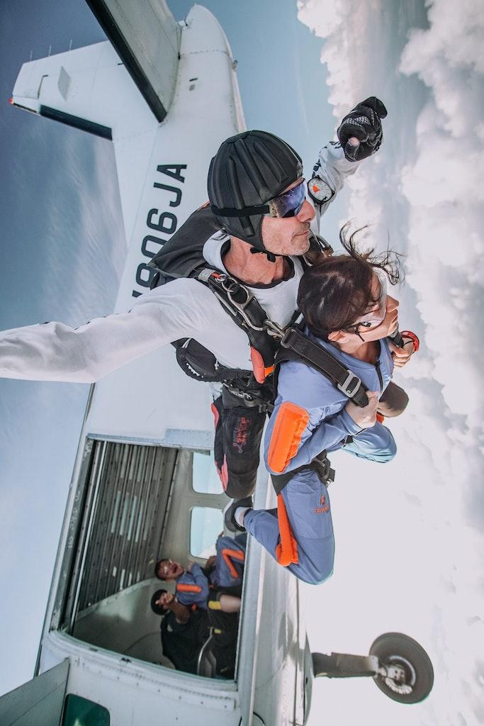 Freistadt Skydiving in Austria