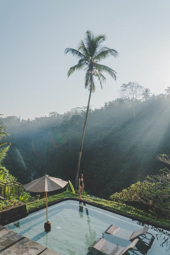 The Udaya Resorts and Spa, Best Private Pool Villas in Bali