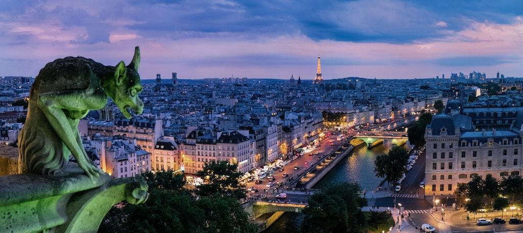 City Paris in France