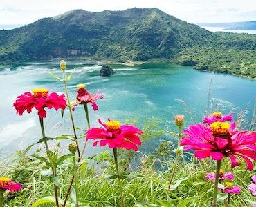 Phillippines lake