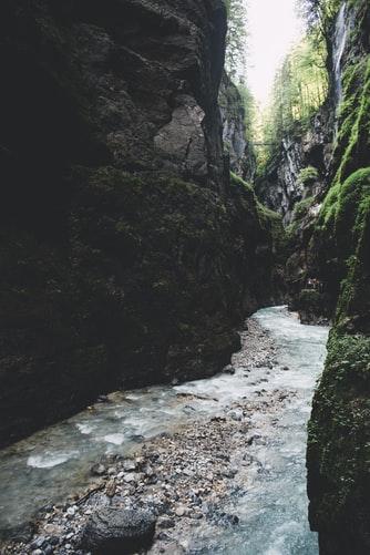 Narrow Canyon