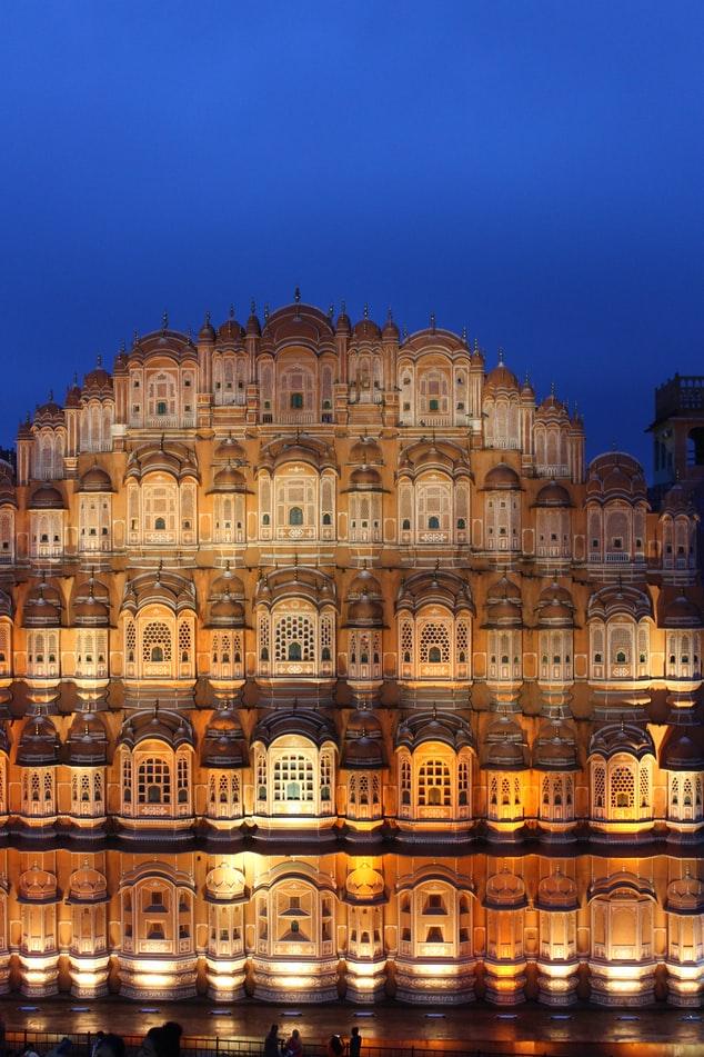 City Palace: The Rich House