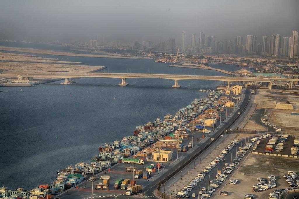 Waterfront market, Deira