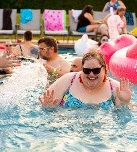 Summer, Pool, Adeventure Cove Singapore, Water Park