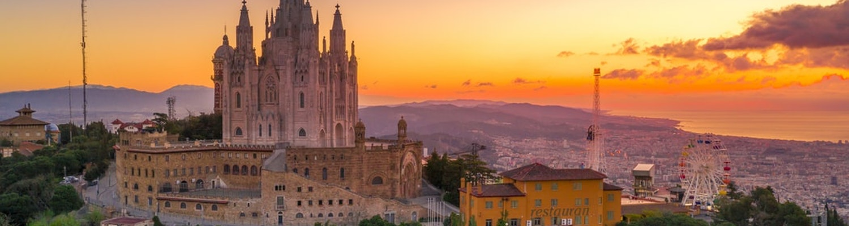 Sagrada familia in Spain