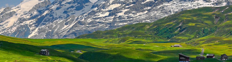 Switzerland in October