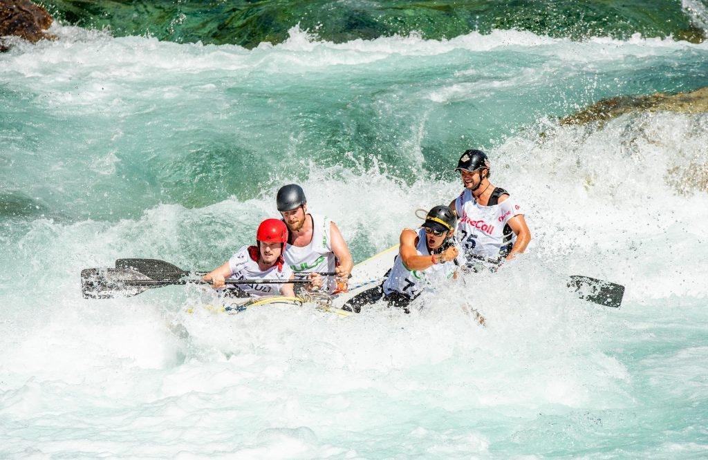 River rafting in Assam