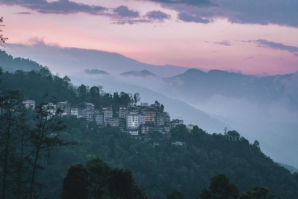 Pelling Romantic places in Sikkim