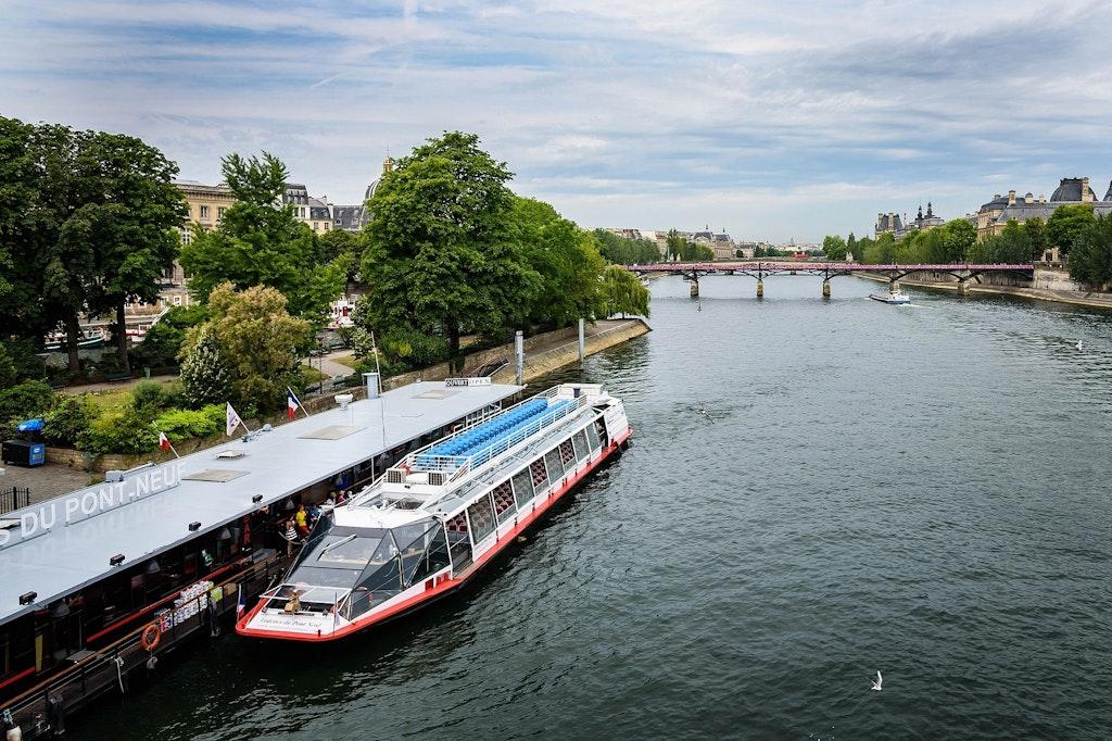 Siene Cruise in Paris