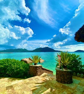 Scenery of Seychelles
