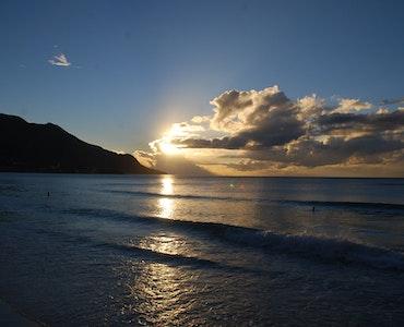Beau Vallon Beach in Seychelles