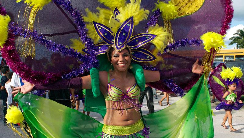 Seychelles international carnival