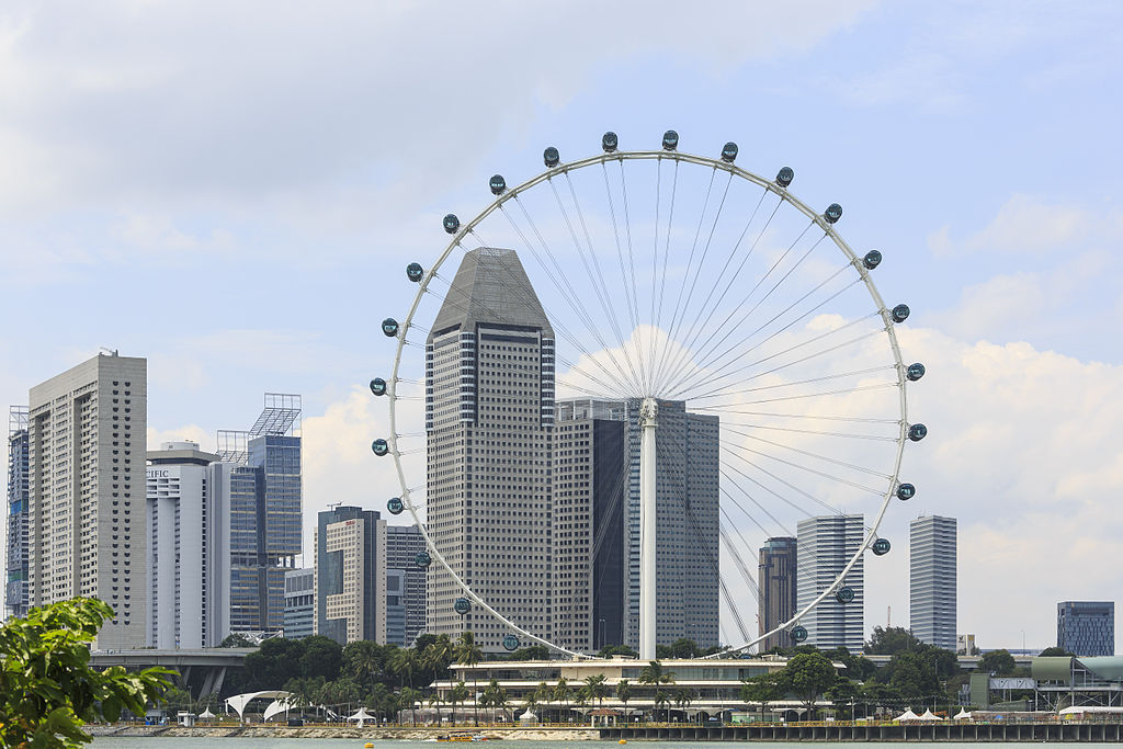 Singapore Flyer, Places to visit in East Coast of Singapore