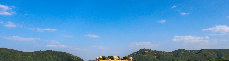A lake in Rajasthan