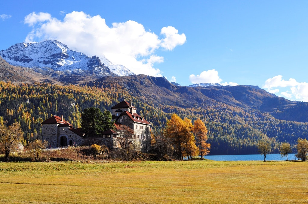 St. Moritz, Places to Visit In Switzerland in March