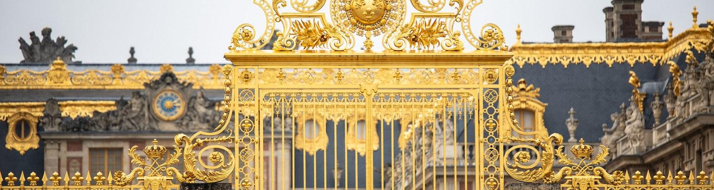 Versailles Palace Entrance