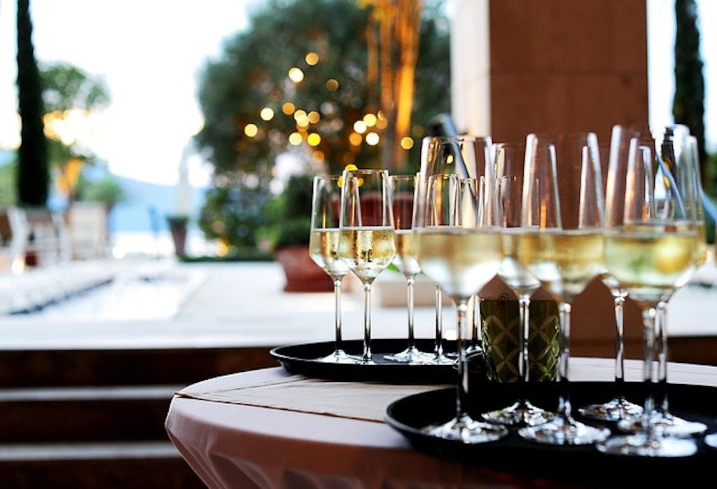Luxury dining at the Taj Lake Palace Udaipur