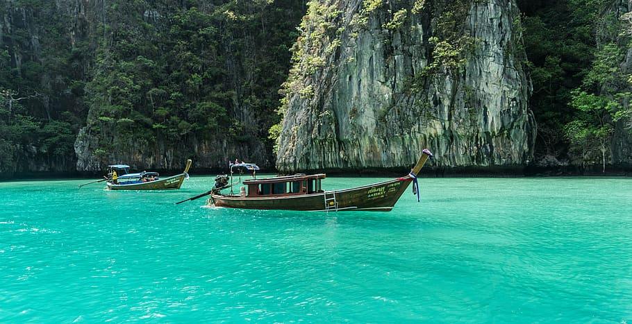 Boat trip in Koh Rong Samloem