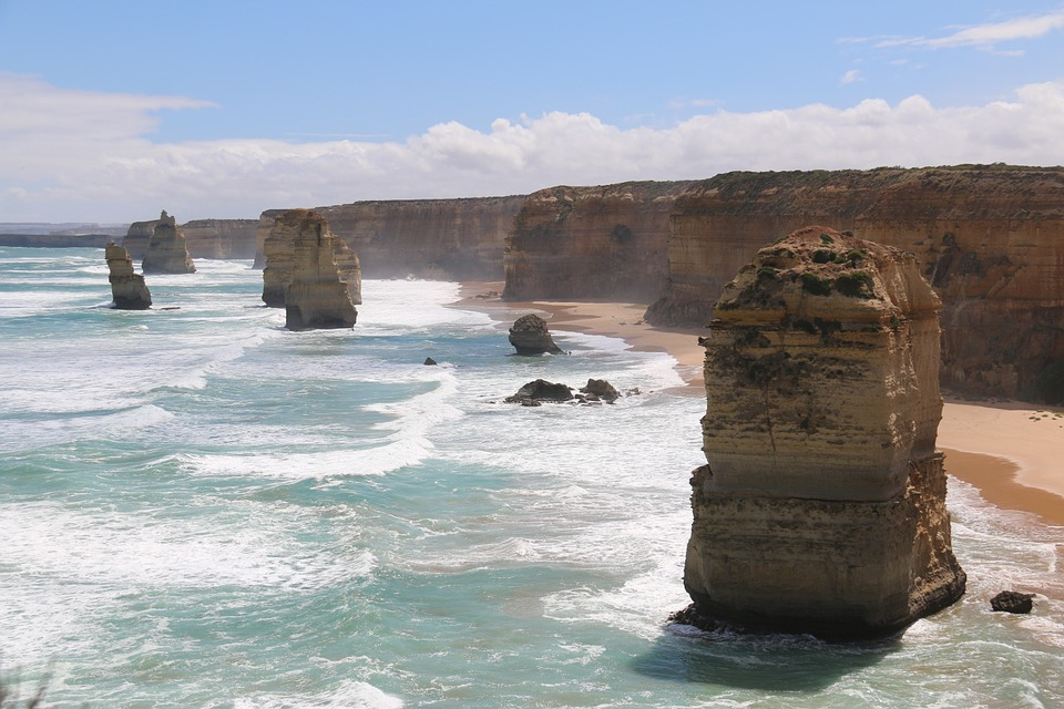 Twelve Apostles in Great Ocean Road