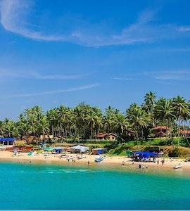 Goa Beaches, India