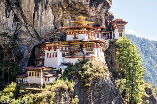 Taktsang Monastery, Monasteries in Bhutan