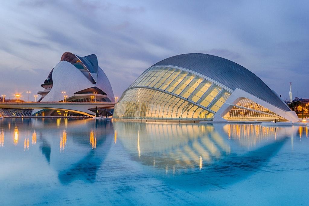 Spain in October