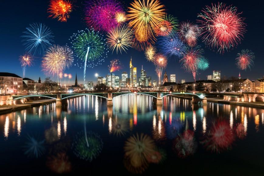 Tet Nguyen Dan Festival Fireworks