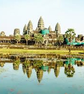 Affordable tour to cambodia