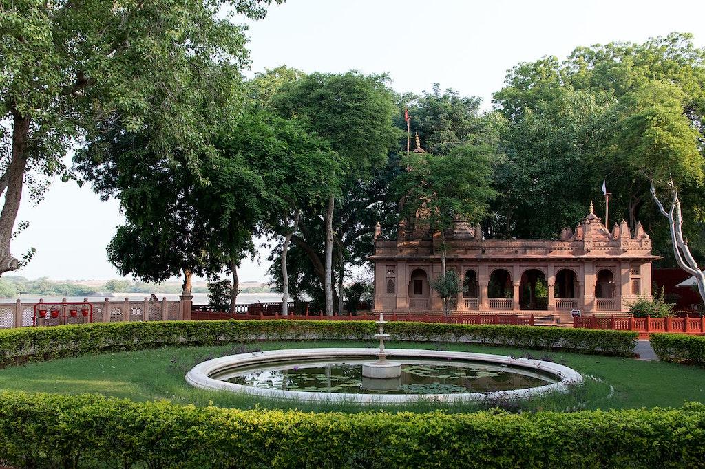 Gajner Palace Wildlife Sanctuary