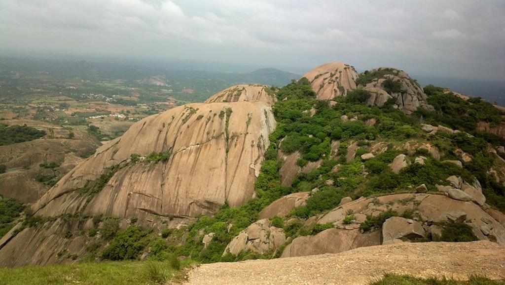 View from Savandurga!: getaways from bangalore