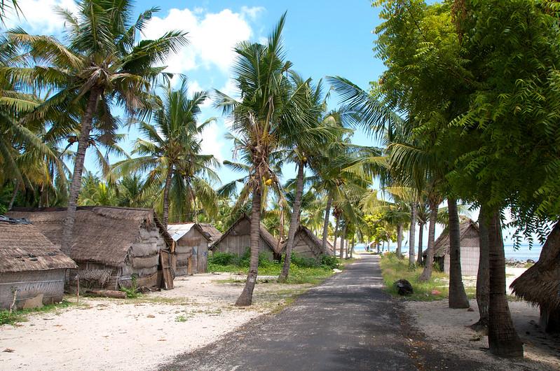 Nusa Lembongan, Bali. Northside of the island.