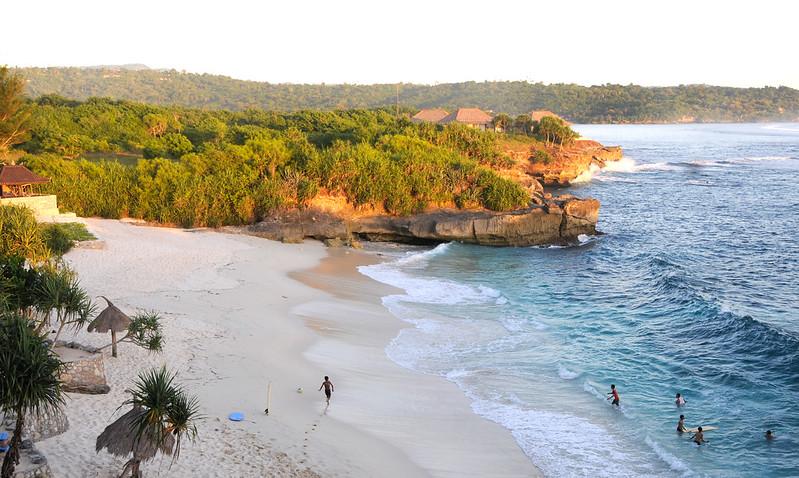 Dream Beach, Nusa Lemobngan