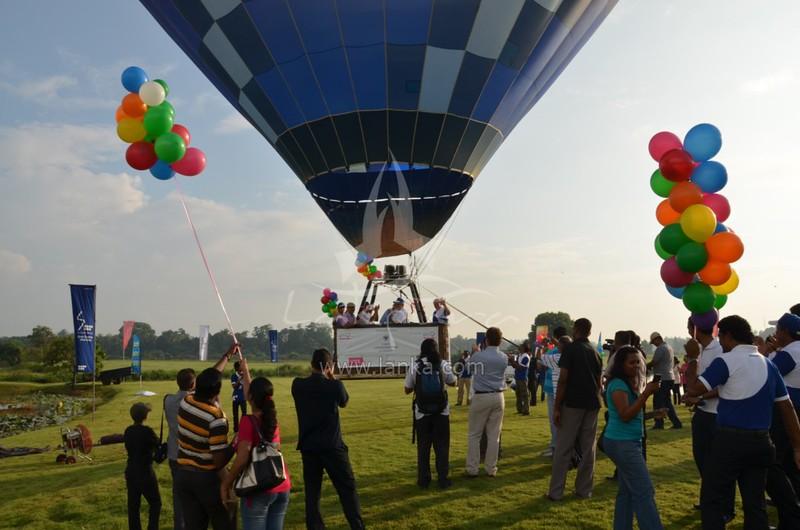 Hot Air Ballooning in Sri Lanka