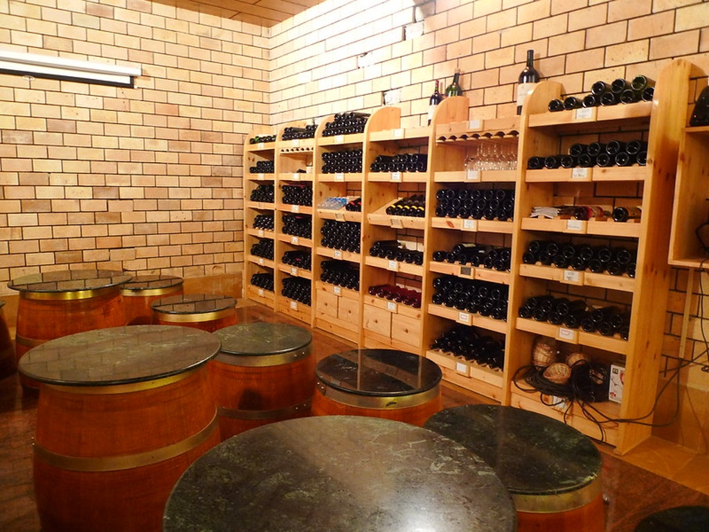 The Grover wine library: getaways from bangalore