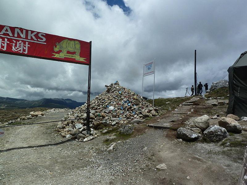 Bumla pass, Arunachal Pradesh