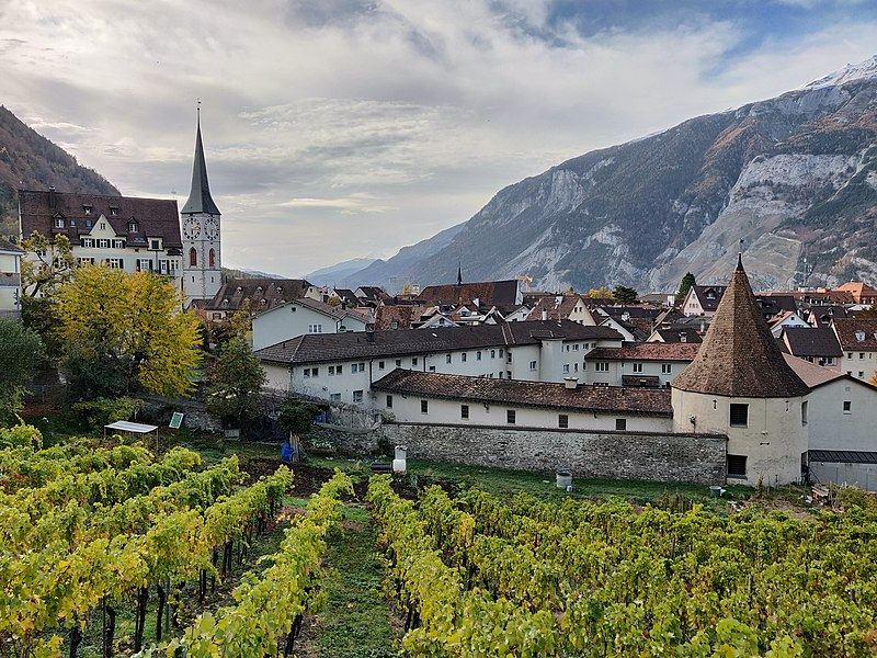 Chur - oldest Swiss town, Things to Do in Switzerland in May