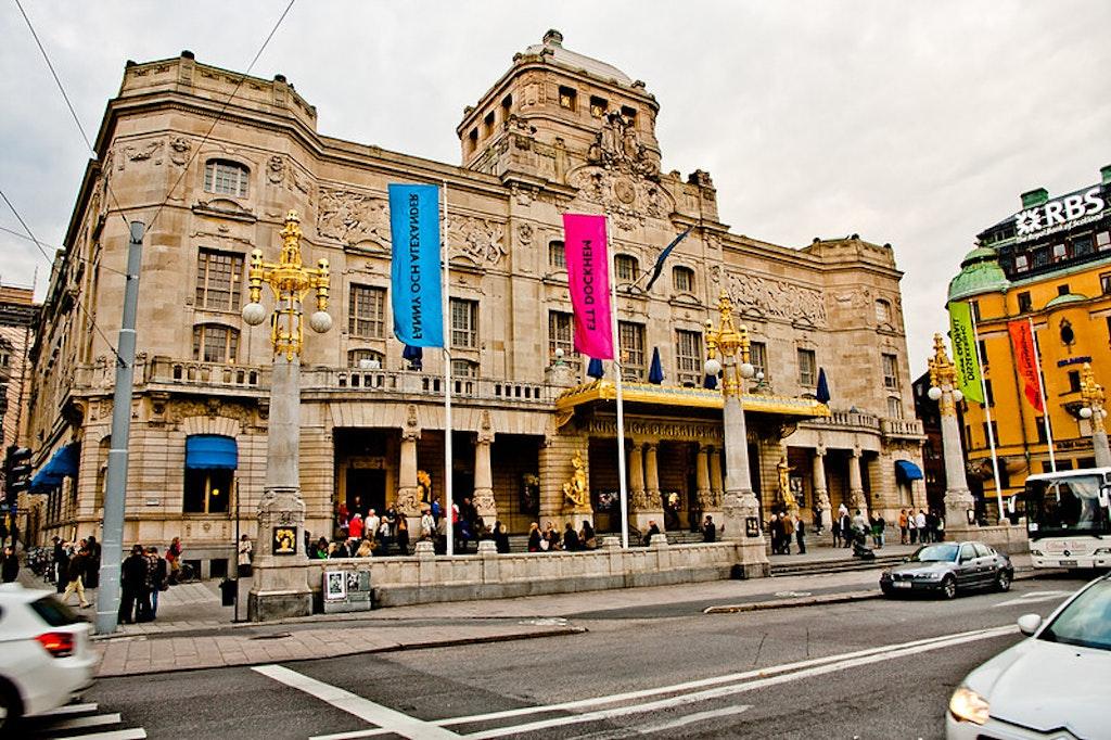Stockholm - Dramaten (The Royal Theater)