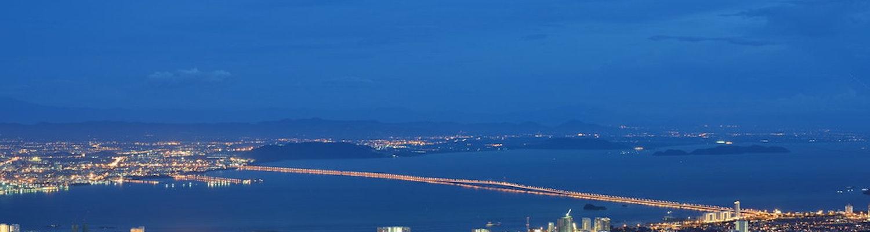 Penang Hill views