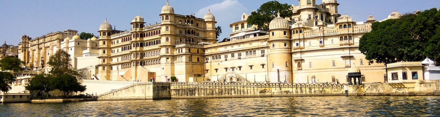 City Palace in Rajasthan